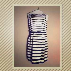 Nanette Lepore stripe dress